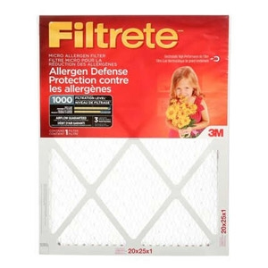Filtrete™ 9803DC-6 Micro Allergen 1000 Micron Reduction Filter