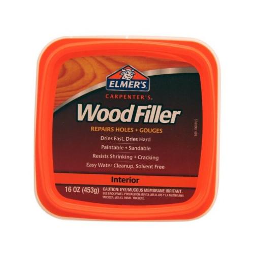 $4.49 for ELMER'S Carpenter's Wood Filler
