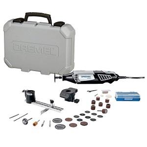 Dremel 4000-2/30 High Performance Corded Rotary Tool Kit