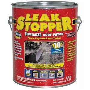 Gardner-Gibson 0311-GA Rubberized Leak Stopper Roof Patch