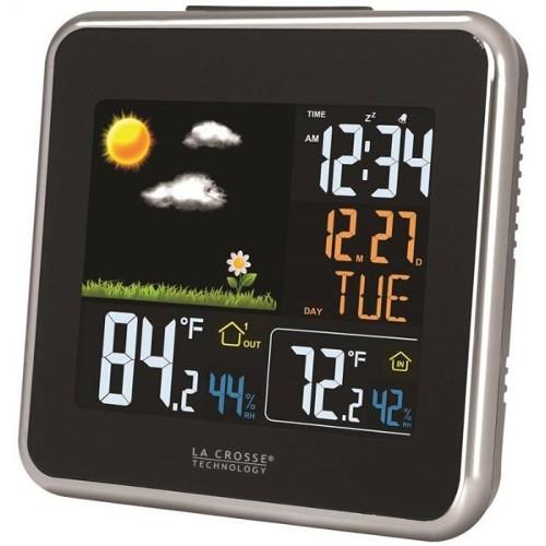 $39.00 for La Crosse Wireless Weather Station