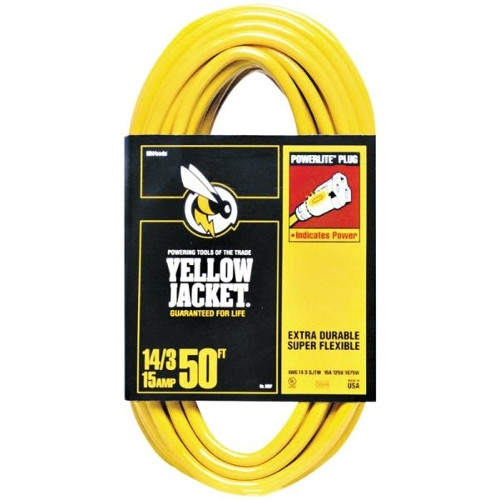 $29.00 for Yellow Jacket Extension Cord