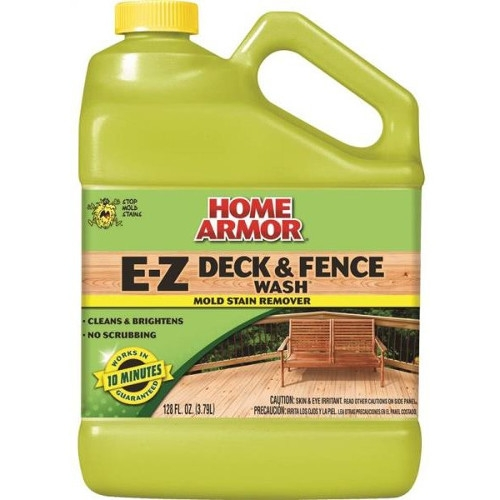 Home $6.95 for Armor Deck And Fence Wash Remover