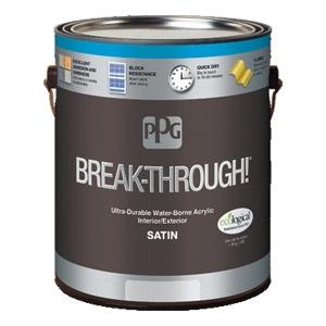 Break-Through!® Iinterior/Exterior Paint