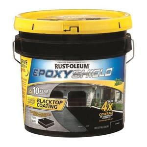 Epoxy Shield Solvent Based Blacktop Coating