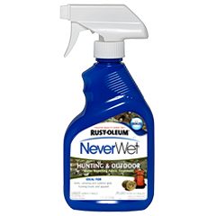 Rust-Oleum® NeverWet® Hunting & Outdoor Fabric Water Repelling Treatment
