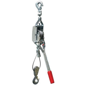$22.00 for 2-Ton Dual Ratchet Pull