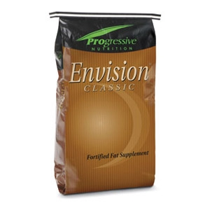 Progressive® Envision® Classic Fortified Fat Supplement for Horses