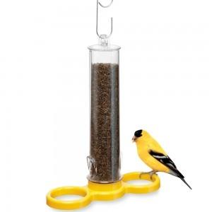 Bird Lovers Finch Finder Nyjer Seed Feeder