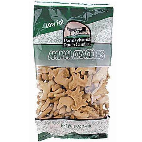 Pennsylvania Dutch Candies Animal Crackers