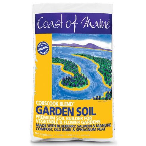 Coast of Maine Cobscook Blend Garden Soil