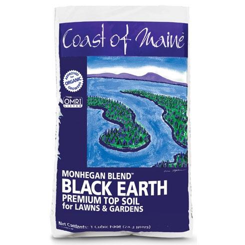 Coast of Maine Monhegan Blend Black Earth