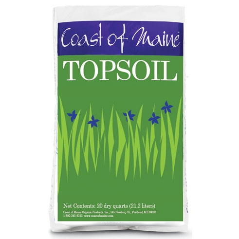 Coast of Maine Topsoil