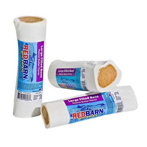 Red Barn® Large Peanut Butter Filled Bone