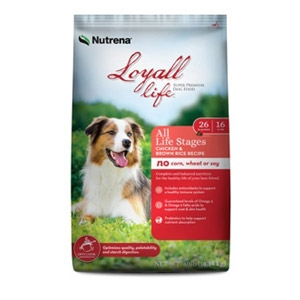 Nutrena® Loyall Life® All Life Stages Chicken & Brown Rice Recipe