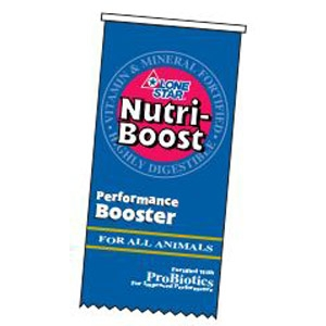 Lone Star® Nutri-Boost Pelleted Pro-Biotic Supplement for All Animals