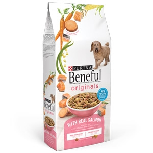 Beneful® Dry Dog Food Originals with Real Salmon