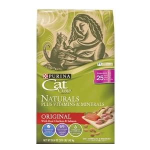 Purina® Cat Chow® Naturals Original Formula Cat Food