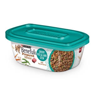 Beneful® Prepared Meals™ Savory Rice & Lamb Wet Dog Food