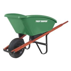 True Temper® Poly Wheelbarrow