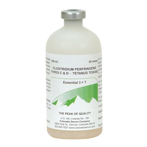 Colorado Serum Essential 3 CD & T Tetanus