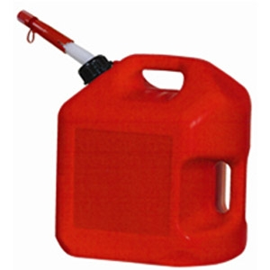 5-Gallon Poly Gas Can