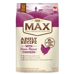 Max® Farm Raised Chicken Adult Recipe Dog Food