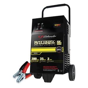 Schumacher® Automotive Battery Charger