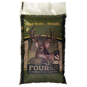 Trophy Rock® Four65 Granular Natural Mineral Supplement