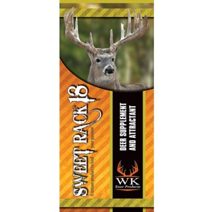 Sweet Rack® 18 Premium Deer Attractant