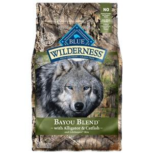 Blue Wilderness® Bayou Blend™ Grain Free Dog Food