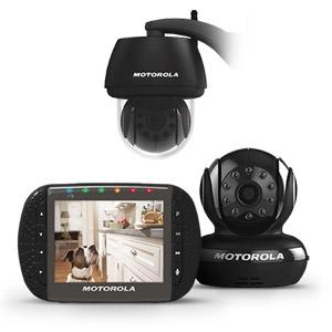 Motorola® Wi-Fi Digital Wireless Video Pet Monitor