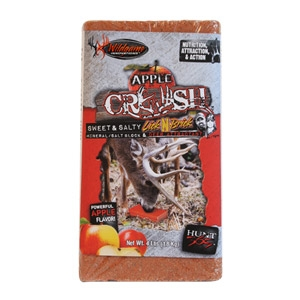 Wildgame Innovations® Apple Crush Brick™ Deer Attractant
