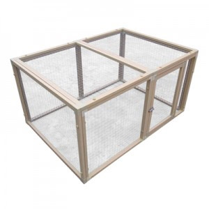 EcoFlex™ Fontana Chicken Pen