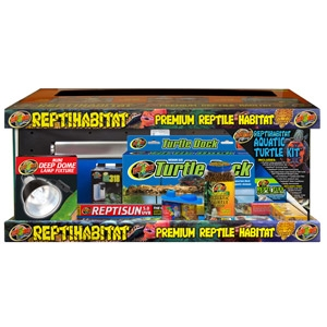 ReptiHabitat™ Premium Habitat Aquatic Turtle Kit