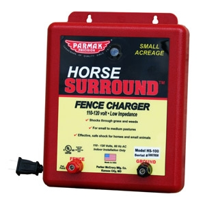 Parmak® Horse Surround Fence Charger