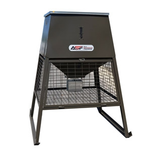 ASF 1000# Stand & Fill™ Spin Feeder