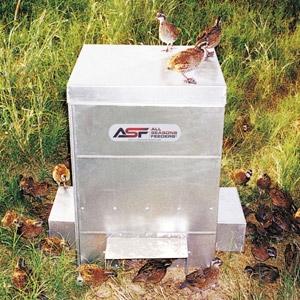 ASF 150# Quail Feeder