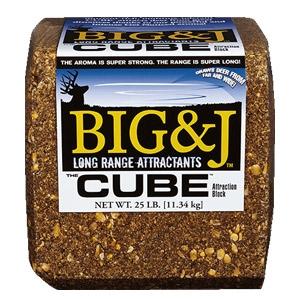 Big&J The CUBE BB2™ Long Range Deer Attractant
