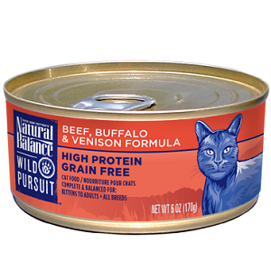 High Meat To Carb Cat Food