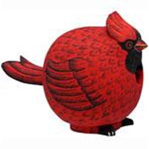 Songbird Essentials® Cardinal Gord-O Bird House