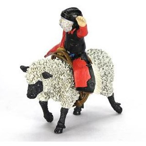 Big Country Toys Mutton Buster Toy