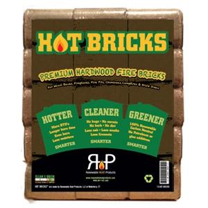 Hot Bricks™ Compressed Wood Bricks