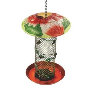 Best Garden Glass Tube Bird Feeder