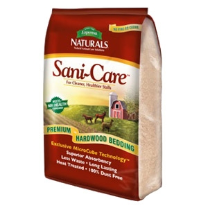 Sani-Care™ Premium Hardwood Bedding
