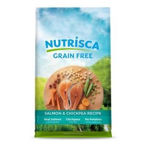 Nutrisca® Salmon & Chickpea Dog Food