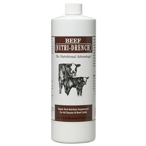 Nutri-Drench Nutrient Drench for Cattle
