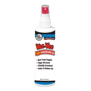 Wee-Wee Puppy Housebreaking Aid Pump Spray