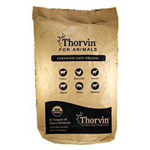 Thorvin® Icelandic Geo-thermal Kelp Feed Supplement