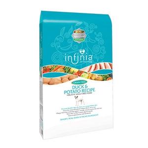 Infinia® Grain Free Duck & Potato Holistic Dog Food